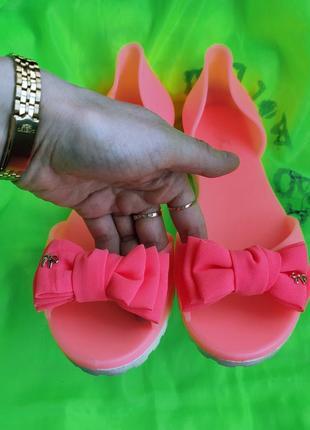 Летние босоножки силиконовые легкие удобные вьетнамки тапочки шлёпки
