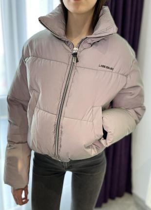 Куртка светоотражающая bershka