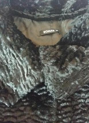 Меховое пальто.шуба.каракуль.рр м-до16