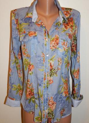 Рубашка-блуза фирмы collins