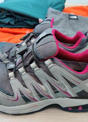 Кросівки salomon трекінгові для туризму та спорту