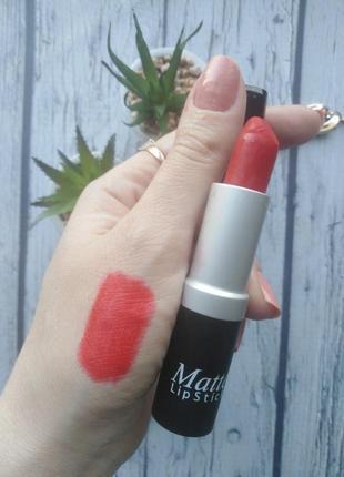 Помада isabelle dupont matte lipstick тон l25