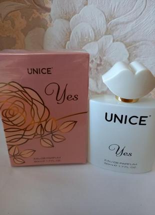 Жіноча парфумована вода nude yes!, 50 мл  код 3541313 юнайс