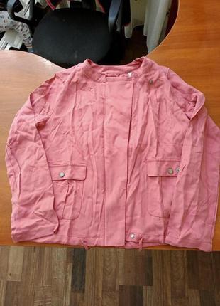 Женская ветровка-пиджак