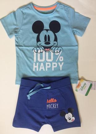Комплект для малыша, размер 86. бренд disney