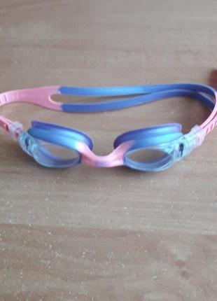 Детские очки для плаванья.