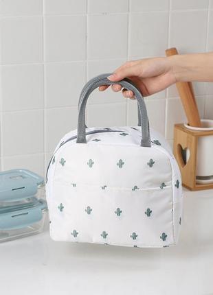 Термосумка, ланч-бокс, сумка для обедов.