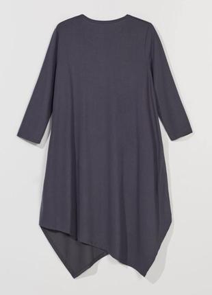 Ассиметричное винтажное платье mohito