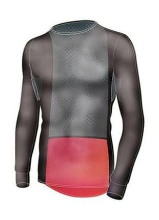 Шикарный мужской термореглан,волокно coolmax®,от тсм tchibo (чибо)