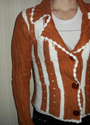 Кофта вязанная женская