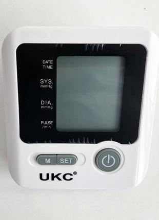 Тонометр автоматический для измерения давления ukc bl80346 фото