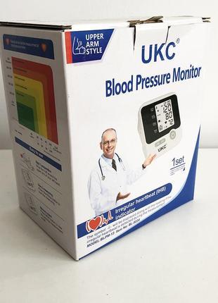 Тонометр автоматический для измерения давления ukc bl80342 фото