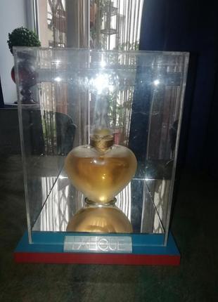 Флакон фактис lalique (не духи!!!)