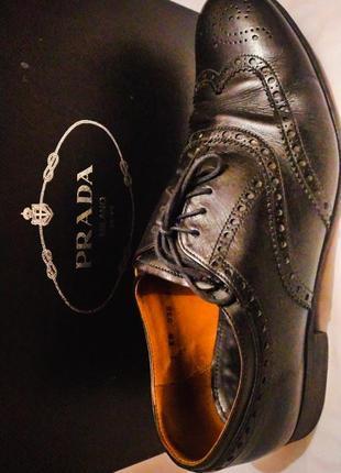 Туфли prada винтаж