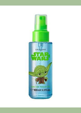 """Дитяча туалетна вода """"зоряні війни"""" для хлопчика оріфлейм oriflame орифлейм 35057 мальчик"""