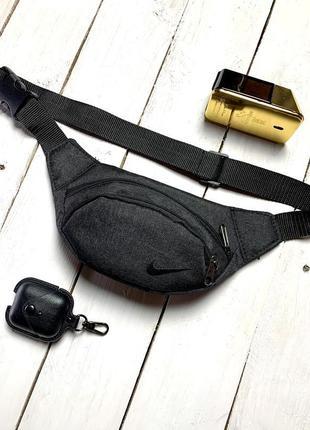 Новая сумка на пояс - бананка через плечо / кросбоди / клатч