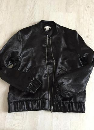 Курточка бомбер від h&m