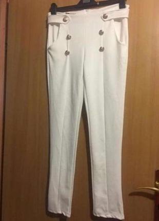 Шикарные брюки-лосины mademoiselle lola италия!