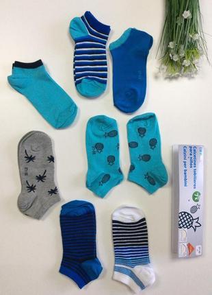 Якісні хлопкові короткі носки, ціна за 1 пару