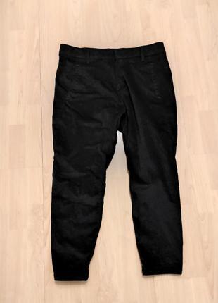 Черные брюки kappahl, размер 44