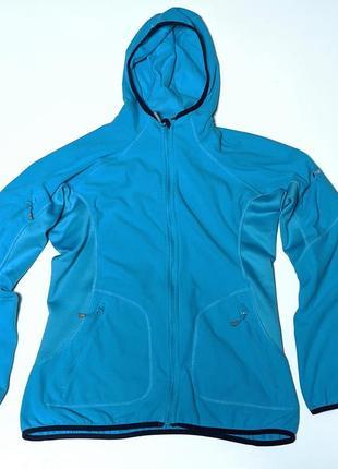 Berghaus спортивная флисовая куртка кофта худи