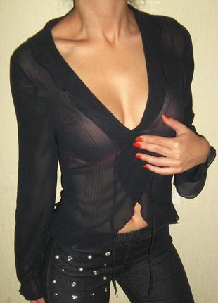 Блуза-накидка marks&spencer