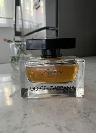 Dolce & gabbana the one essence оригинал