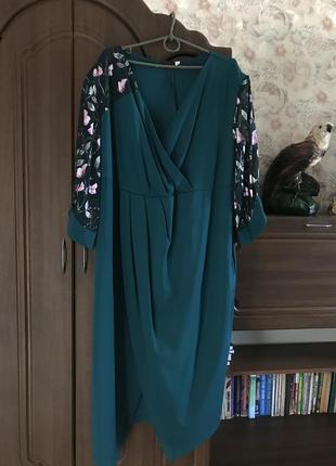 Невероятное платье velona, размер 60