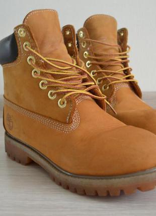 Зимние ботинки тимберленд /timberland