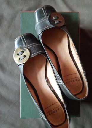Туфли кожаные англия