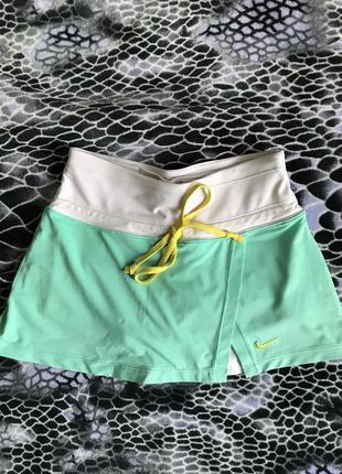 Теннисная юбка-шорты