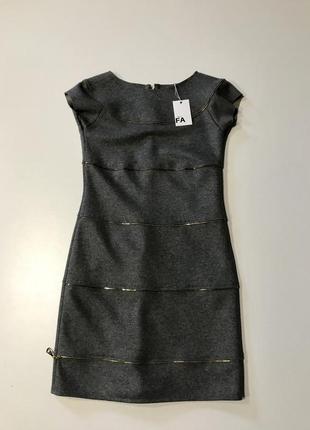 Платье шерстяное sassofono арт 3791