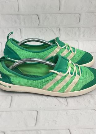 Жіночі кросівки аквашузи adidas climacool boat sleek женские кроссовки аквашузы