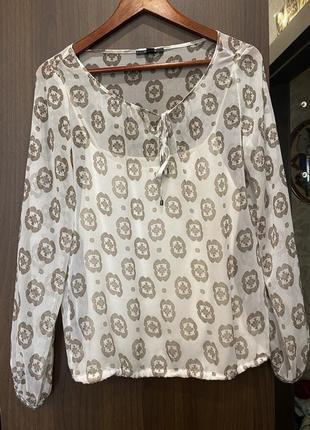 Блузка comma элегантная