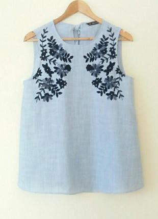 Красивая блуза zara