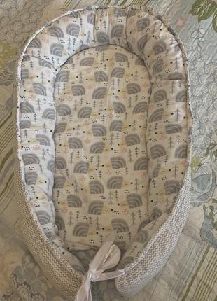 Кокон, гнездышко для новорождённого