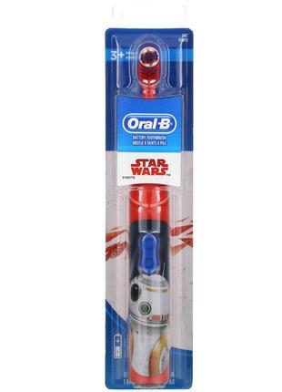 Електрична зубна щітка oral b