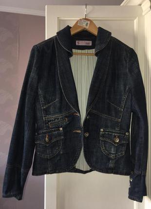 Куртка джинсовая kookai