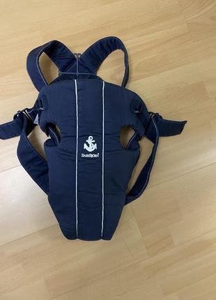 Кенгуру (рюкзак для переноски малышей)