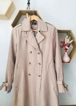 Тренч пальто
