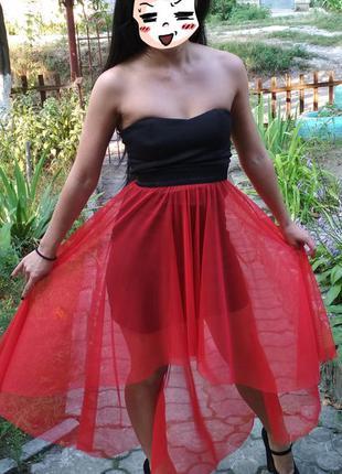 Коктельное платье  tally weijl
