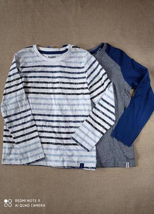 Реглан набор 98/104 110/116 2-4 4-6 лет lupilu германия лонгслив футболка кофта