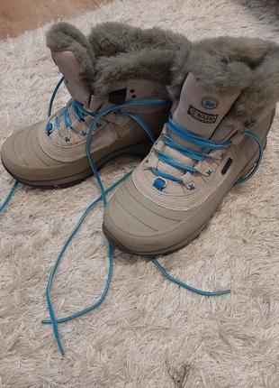 Термо/ ботинки/ merrell
