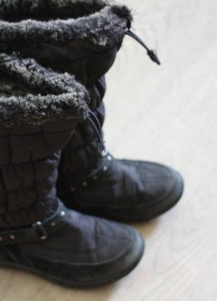 Супер теплые зимние сапожки ф.viking(gore-tex) р-29 в хорошем состояни