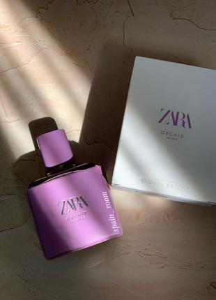 Духи zara orchid intense/парфуми /туалетна вода /парфюм5 фото