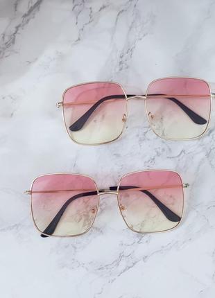 💛солнцезащитные имиджевые очки,хит , окуляри сонцезахисні стильні.😎