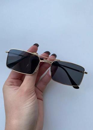 Солнцезащитные очки ретро, винтаж 90-х