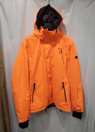 Куртка лыжная brunotti мембрана