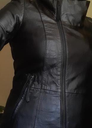 Куртка шкіряна s.oliver