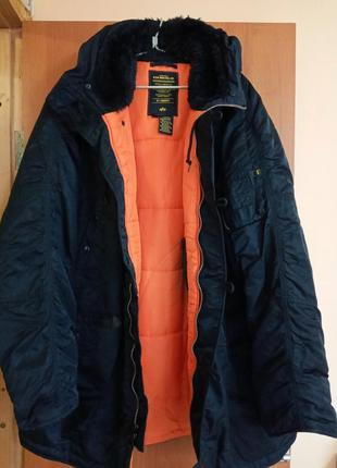 Мужская тёплая куртка,оригинал